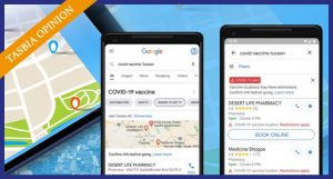 COVID-19 Vaccination Appointment Scheduling: How Reserve with Google Can Make it Better