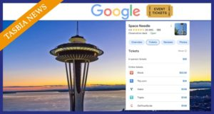 Google Launches Ticketing for Attractions