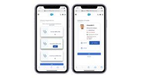 Salesforce Self-Scheduling Virtual Care
